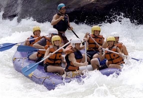 pics White Water Rafting: What to Know Before You Go